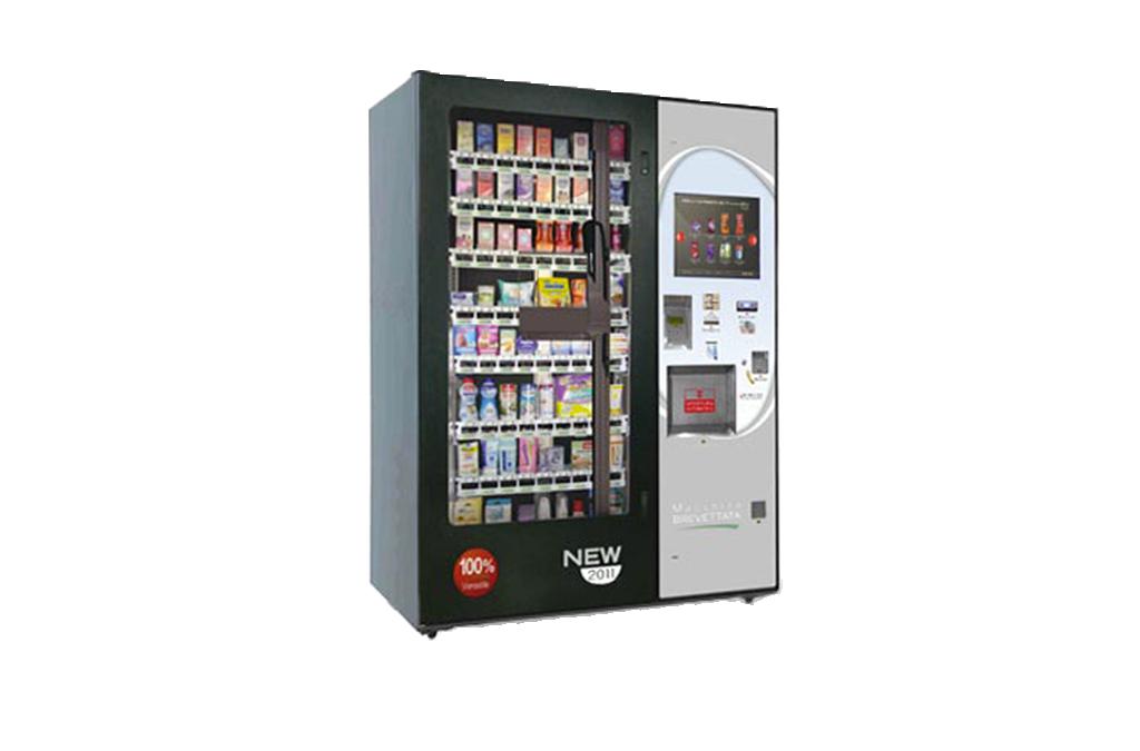 Samoobslužné predajné automaty